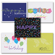 Economy Birthday Assortment Pack